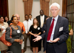 Peter Lynch and others from Leadership Aacademy