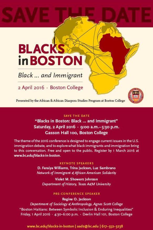 black in boston (website)